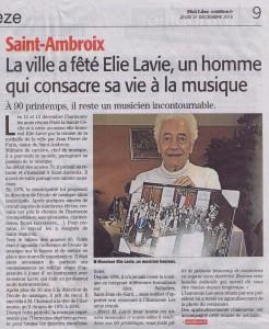 160109 ML Article Elie Lavie